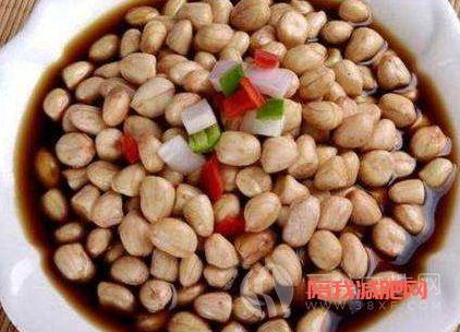 夏季吃花生米有助于减肥